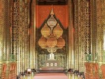 Horkumluang i Chiangmai Arkivfoto
