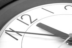 horloge 12 Images libres de droits