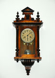 Horloge 1900 de pendule Images stock