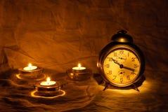 Horloge 2 d'Antient Images libres de droits