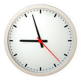 Horloge Image stock