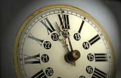 Horloge Image libre de droits