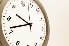 Horloge Photo stock