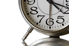 Horloge photo libre de droits
