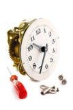 Horloge photographie stock