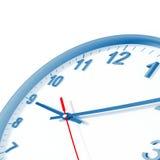 Horloge analogue Photos stock