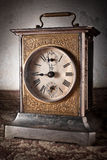 Horloge antique photo stock