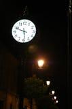 Horloge antique dans la jument de Baia Photographie stock libre de droits