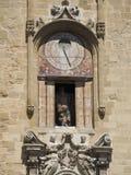 Horloge astronômico, Aix-en-Provence, França Fotografia de Stock Royalty Free