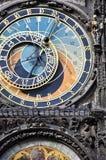 Horloge astronomique Photo libre de droits