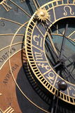 Horloge astronomique Photos libres de droits