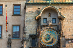 Horloge astronomique Photos stock