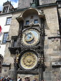 Horloge astronomique Images stock