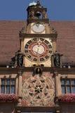 Horloge astronomique de Heilbronn Images stock
