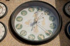 Horloge astronomique - Olomouc - République Tchèque photographie stock