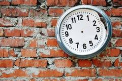 Horloge cassée. Images stock