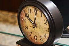 Horloge classique Image libre de droits