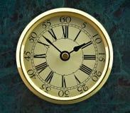 Horloge classique Photos stock