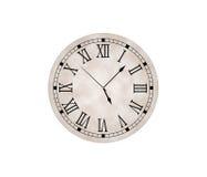 Horloge classique Image stock