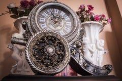 Horloge classique Photographie stock