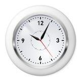 Horloge classique de bureau Photo stock