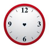 Horloge d'éternité Image stock