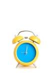 Horloge d'alarme. Photographie stock