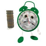 horloge d'alarme 3D Photo libre de droits