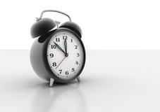 Horloge d'alarme 3D Illustration Libre de Droits