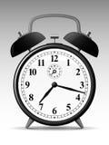 Horloge d'alarme classique Images libres de droits