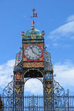 Horloge d'Eastgate, Chester Images stock