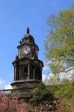Horloge d'hôtel de ville de Lancaster, Lancaster, Angleterre. Photos libres de droits