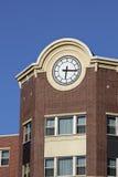Horloge dans Wausau Images stock