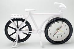 Horloge de bicyclette Photos libres de droits
