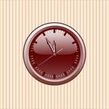 Horloge de bureau Image libre de droits