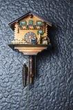 Horloge de coucou Photographie stock libre de droits