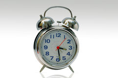 Horloge de cru Photo stock