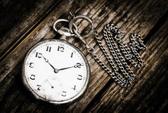 Horloge de cru Image libre de droits