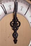 Horloge de douze o Image stock