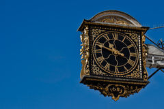 Horloge de Guildford Photos libres de droits