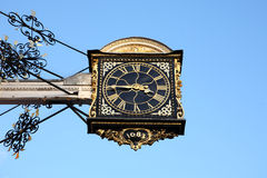 Horloge de Guildford, R-U Photo libre de droits