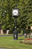 Horloge de millénium, extrémité de Bourne Photo libre de droits