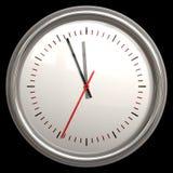 Horloge de mur illustration de vecteur