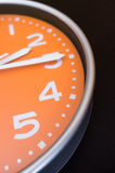 Horloge de mur Image libre de droits