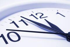 Horloge de mur Photographie stock libre de droits