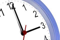 Horloge de mur Image stock