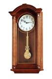 Horloge de pendule Images libres de droits