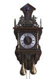 Horloge de pendule Photographie stock