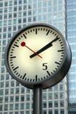 Horloge de rue Image stock