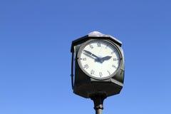 Horloge de rue Images stock